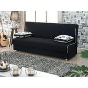 Empire Furniture USA Kentucky Armless Convertible Sofa