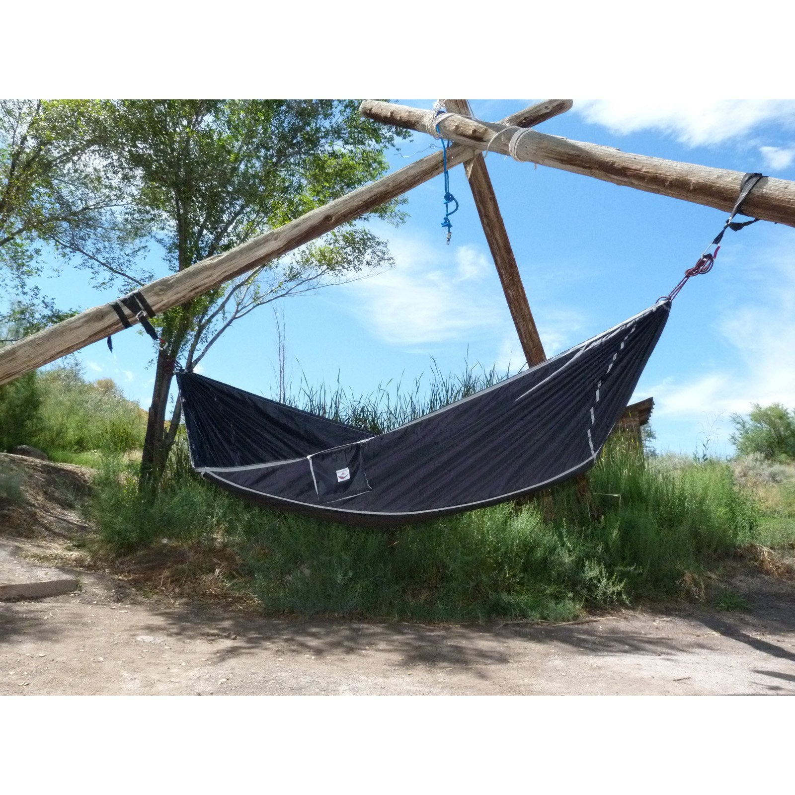 Click here to buy Hammock Bliss Sky Bed by Hammock Bliss.