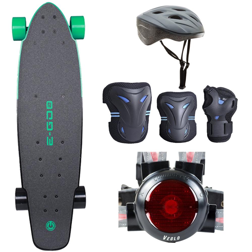 Yuneec (EGO2CRUS002) E-GO 2 Electric Skateboard –Deep Min...