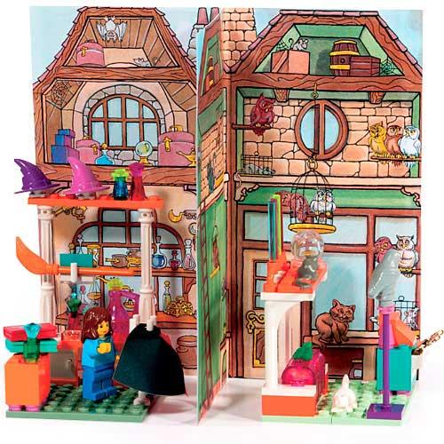 LEGO Harry Potter™: Diagon Alley Shops