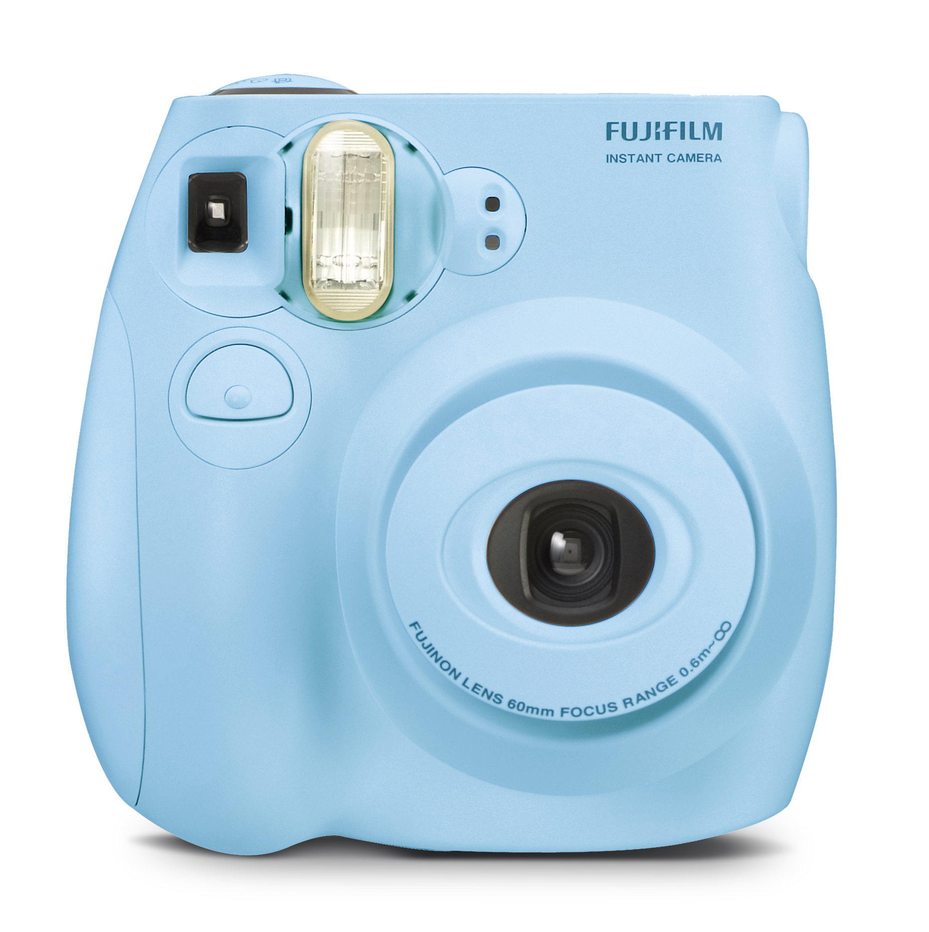 Fujifilm Instax Mini 7s Instant Camera W Matching Case Film Photo Album Photo Holders Light Blue Walmart Com Walmart Com