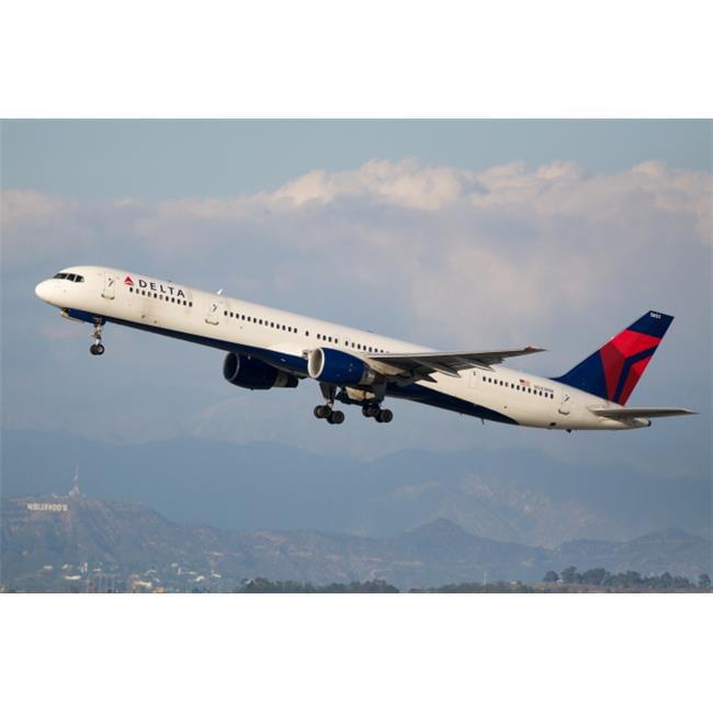 flight miniatures lp6021 b757 300 delta 1 200 new livery