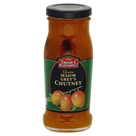 JM Smucker Crosse & Blackwell  Chutney, 9 oz