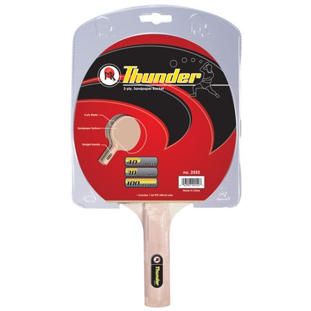 Martin Kilpatrick Thunder Table Tennis Racket