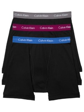 07fdbbaa40 Product Image Three-Pack Cotton Boxer Briefs