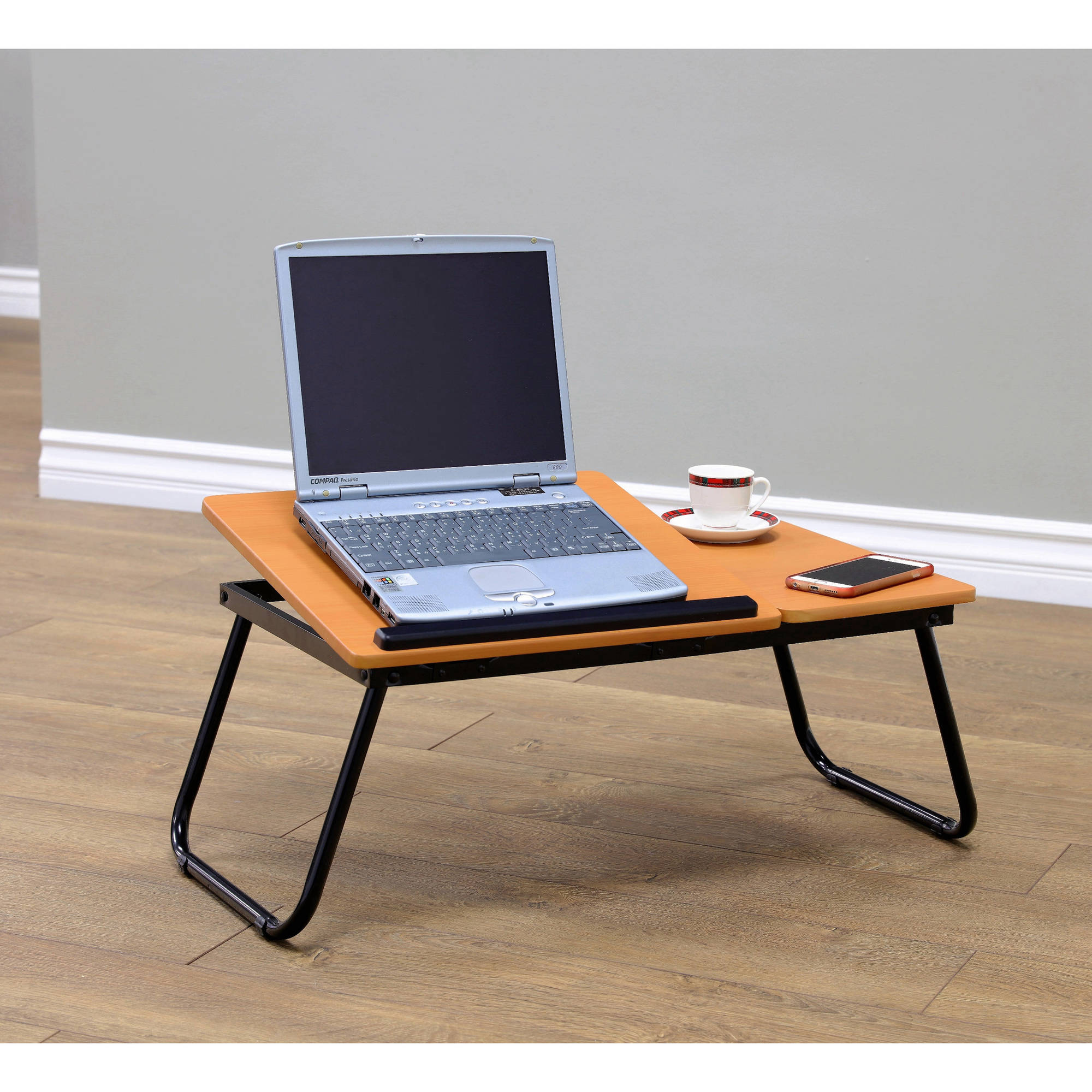 Home Craft Large Size Portable Lap Top Desk,Multiple Colors