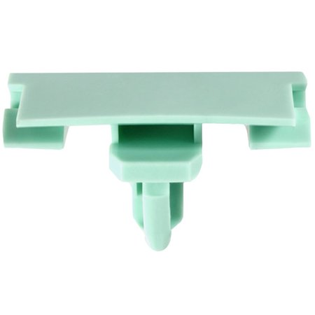 Clipsandfasteners Inc 15 Rocker Moulding Clips For GM 25744385 Cadillac ()