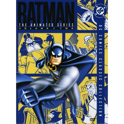 Batman: The  Animated Series Vol. 2 (Full Frame)