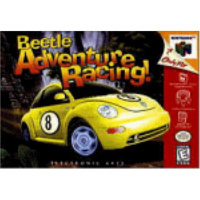 Nintendo Beetle Adventure Racing by