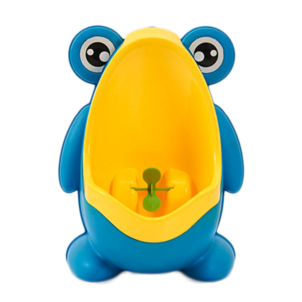 Frog Boy Kids Baby Toilet Training Children Potty Pee Urine Home Bathroom