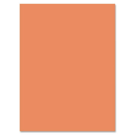 - Nature Saver, NAT22306, 100% Recycled Construction Paper, 50 / Pack, Orange