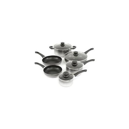 Art cuisine 2182 10 piece evolution cookware sets for Art and cuisine cookware
