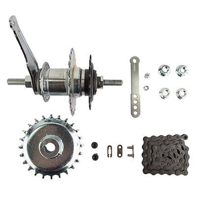 Sun Bicycles Trike Hub Conversion Kit