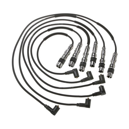 AC Delco 9366D Spark Plug Wire For Volkswagen EuroVan, OE