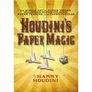 Houdini's Paper Magic - eBook