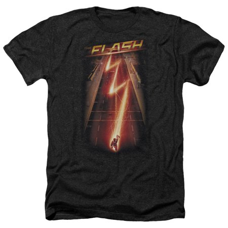 The Flash Flash Ave Mens Heather Shirt