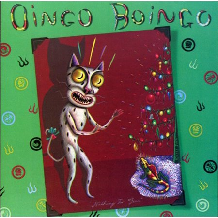 Oingo Boingo Live Halloween (Nothing to Fear (CD))