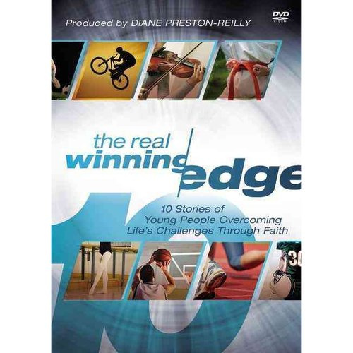 The Real Winning Edge: Eight Stories of Young People Changed by God: a Dvd Study