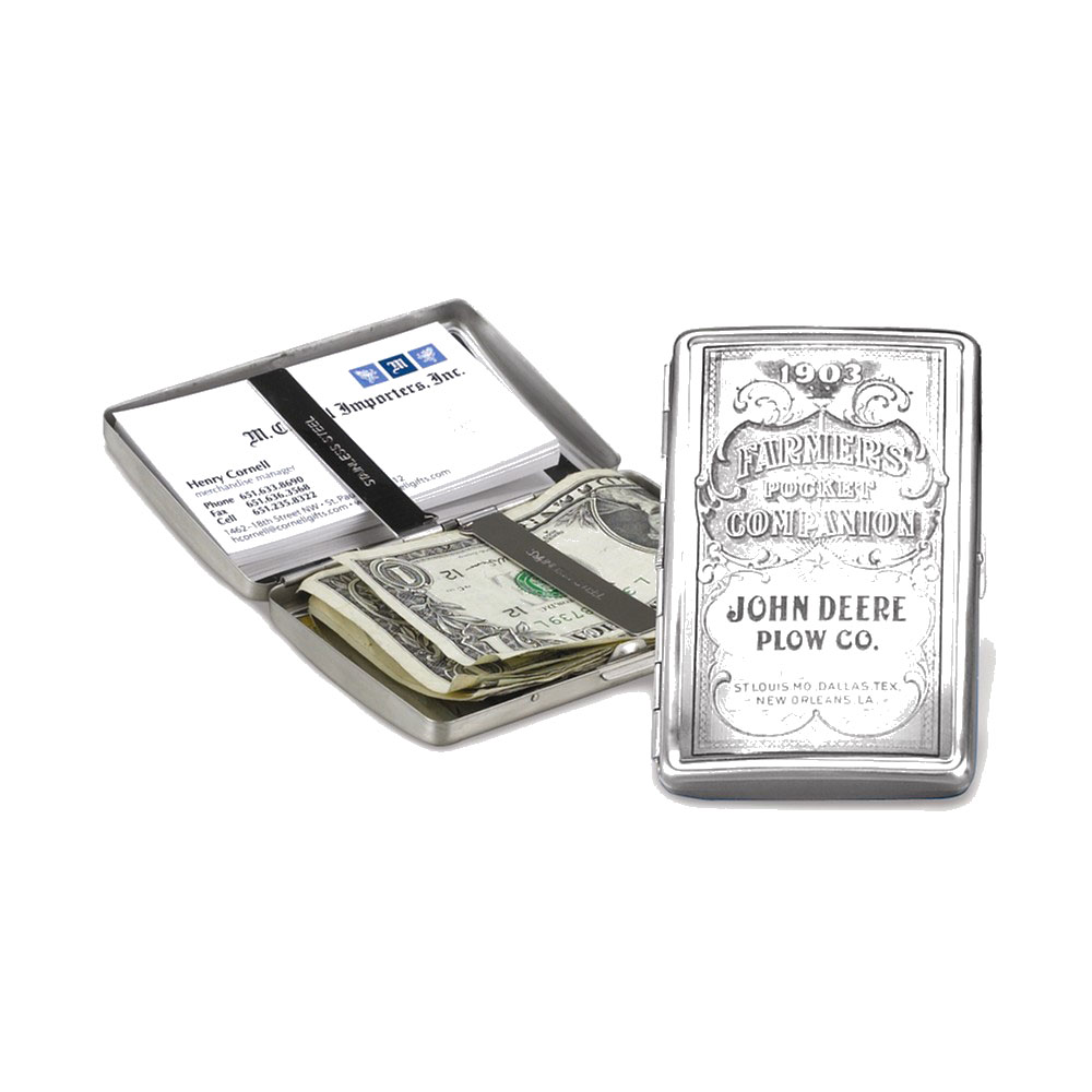 John Deere Pocket Card Case