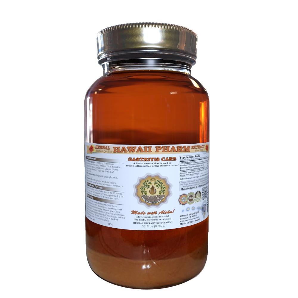 Gastritis Care Tincture, Cranberry (Vaccinium Macrocarpon...