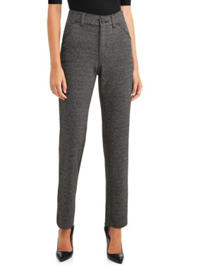 Time and Tru Knit Trouser Women's