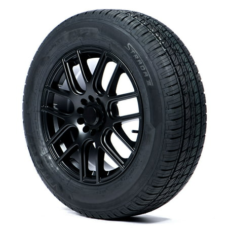Vercelli Strada 3 All-Season Tire - 235/60R18 (Best Price For 235 60r18 Tires)