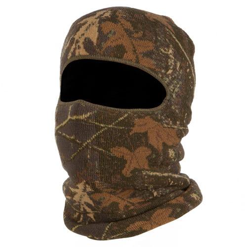 QuietWear Digital Knit Camo 1-Hole Mask by Generic