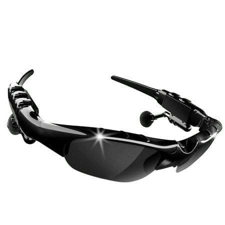Wireless Bluetooth Headsets Polarized Lenses Sunglasses Stereo Handfree Headphone Wireless Headphone With (Bluetooth Sunglasses Review)