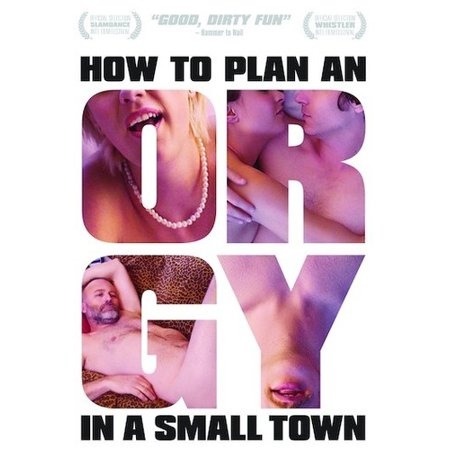 How to Plan an Orgy in a Small Town (DVD) (Best Small Ski Towns To Live In)