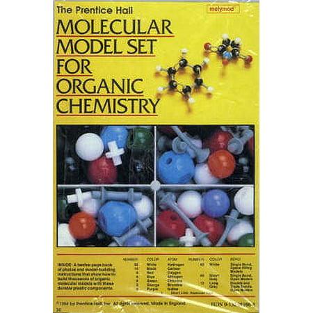 Organic Chemistry Molecular Model Set : Molecular Model (Chemistry A Molecular Approach Second Canadian Edition)