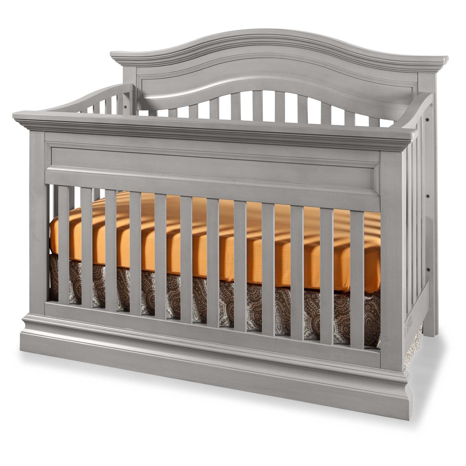 Westwood Design Stone Harbor Convertible Crib, Cloud