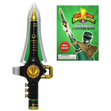Dinosaur Deluxe Kit (Power Rangers Dragon Dagger with Sound Deluxe Mega Kit Miniature Editions 3
