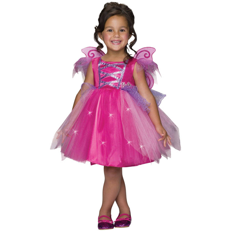 Barbie Fairy Child Halloween Costume by Generic