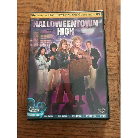 Halloweentown High DVD](Halloweentown Store)