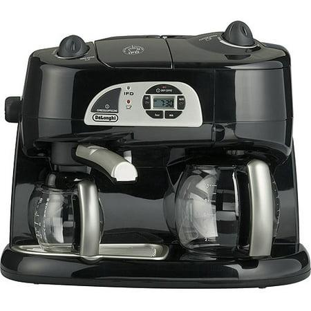 Delonghi Combination Coffee/ Espresso M - Walmart.com