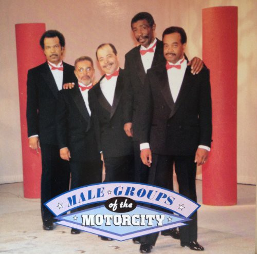 Male Groups Of The Motorcity / Various (Vinyl)