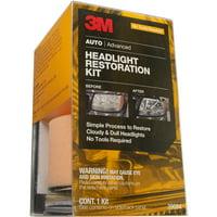 3M Headlight Restoration Kit