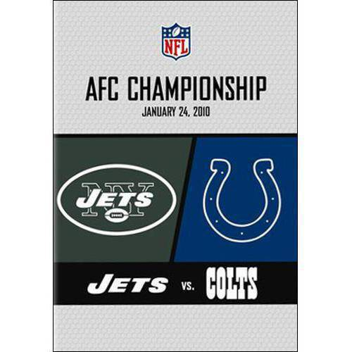 2009 AFC Championship Game: New York Jets Vs. Indianapolis Colts (Full Frame)