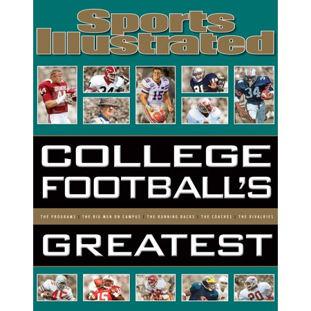 Sports Illustrated College Footballs Greatest