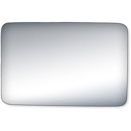 99137 - Fit System Driver Side Mirror Glass, Ford Bronco 78-91, Ford Courier 72-82, Ford E Series Van 73-91, Ford F-Series Pick-Up 73-91 1991 Ford Bronco Mirror