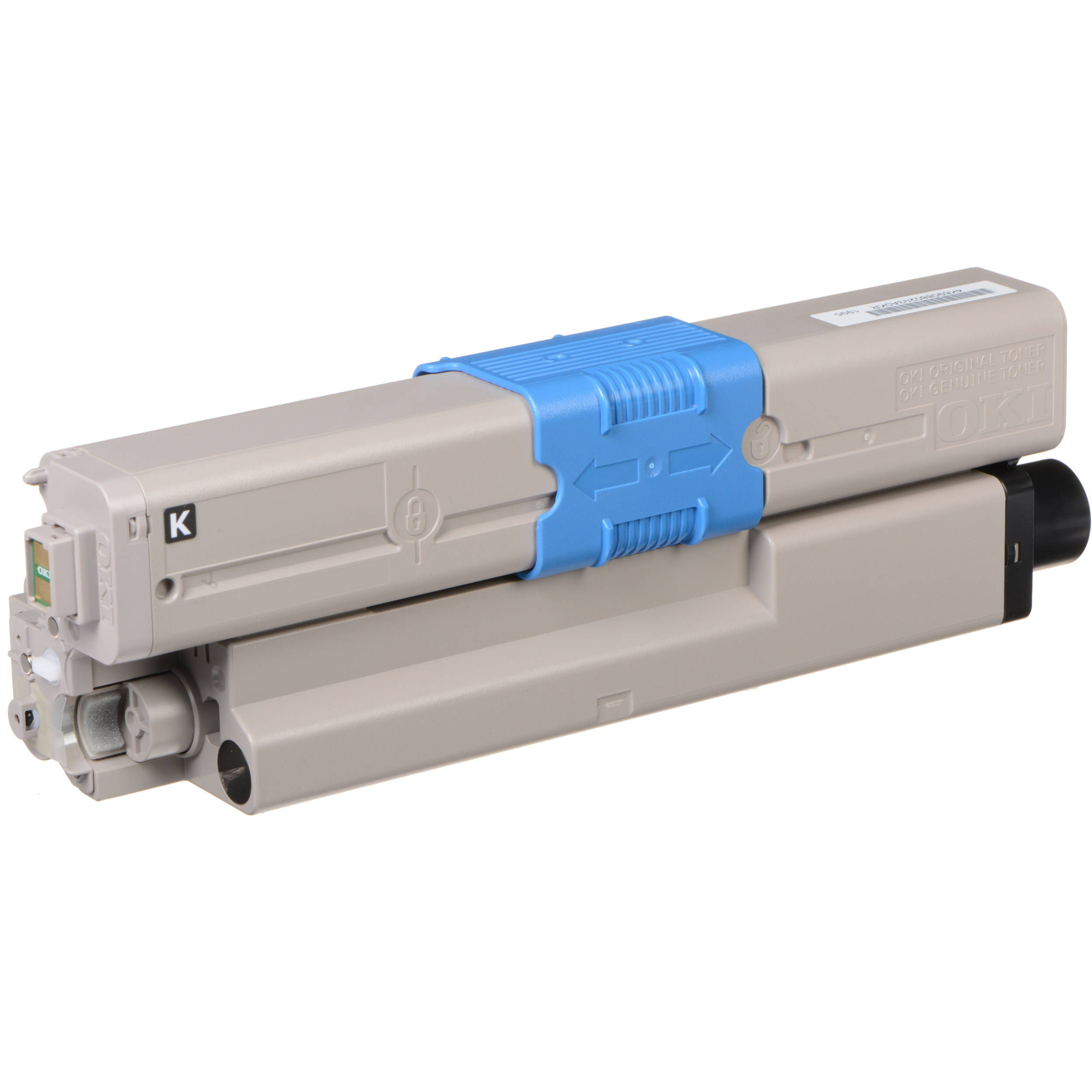 OKI Black Toner Cartridge (3,500 Yield) 46508704