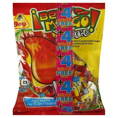 Nafta Distributors Beny Hard Candy, 40 ea - Walmart com
