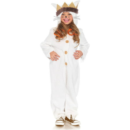 Leg Avenue Kids Where the Wild Things Are Max Costume - Thing One And Thing Two Halloween Costumes