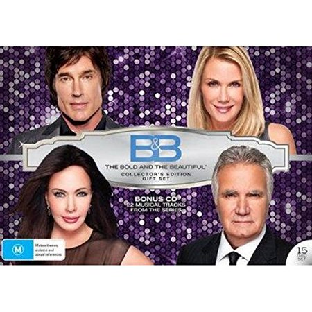 The Bold and the Beautiful Collector's Edition 15-DVD Gift Set [ NON-USA FORMAT, PAL, Reg.0 Import - Australia