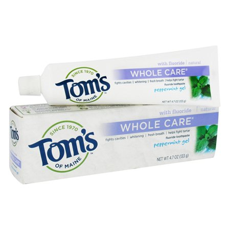 Image Result For Toms Whole Care Toothpaste Reviews