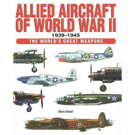 Allied Aircraft Of World War Ii  1939 1945