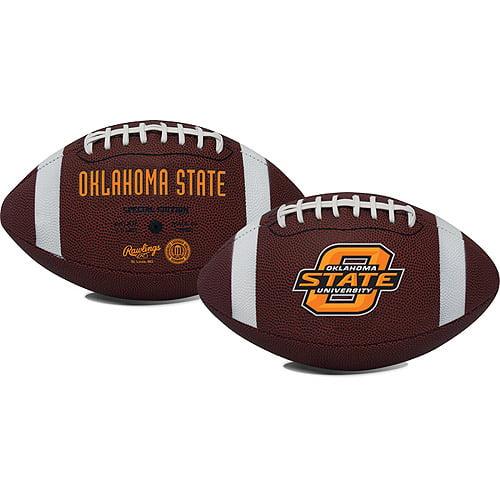 Rawlings Gametime Full-Size Football, Oklahoma State Cowboys
