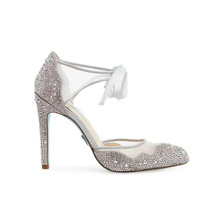 Iris Embellished Stiletto Sandals