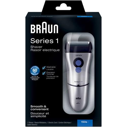 Braun Series 1 Men's Electric Shaver, 150S-1