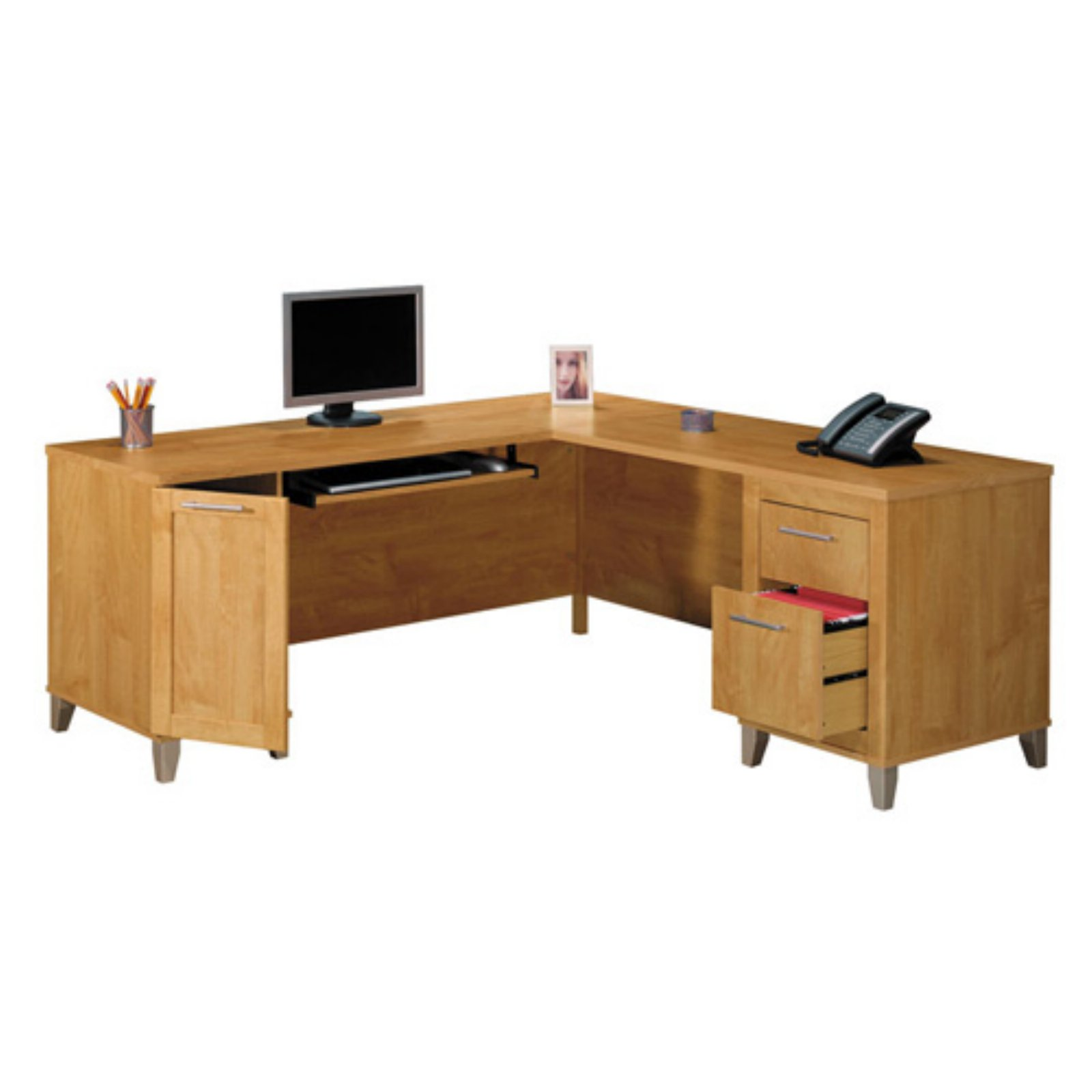 Computer Desk With Options  Walmartcom